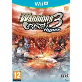 TWarriors Orochi 3 WIIU USATO