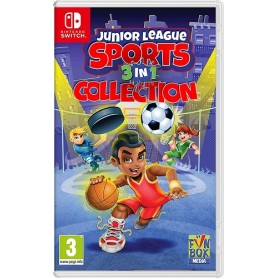 Junior League Sports 3-in-1 Collection Switch