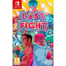 Last Fight Switch