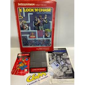 LOCK'N' CHASE Mattel Intellivision USATO