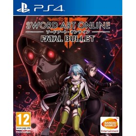Sword Art Online: Fatal Bullet PS4
