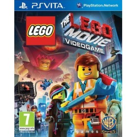 Lego Movie Videogame PSV