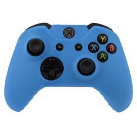 Case in silicone per controller XboxOne BLU