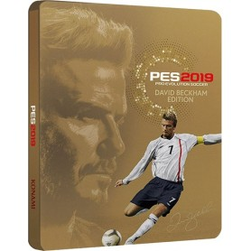 Pro Evolution Soccer 2019 Beckham Ed.PS4