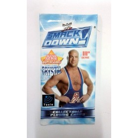 Smack Down 3° Serie Busta carte