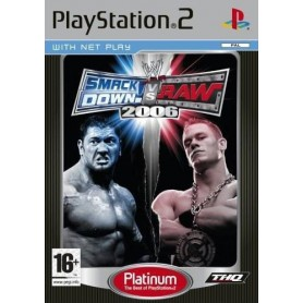WWE Smackdown Vs Raw 2006 PS2
