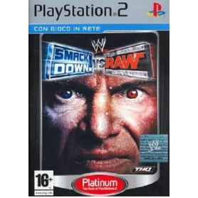 WWE Smackdown Vs Raw PS2