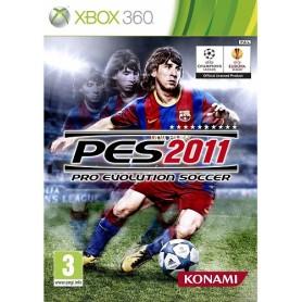 Pro Evolution Soccer 2011 X360 - USATO