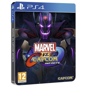 Marvel Vs Capcom Infinite Deluxe Ed PS4