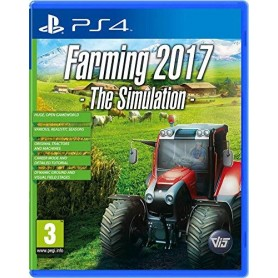 Professional Farmer 2017 Gold Ed. PS4