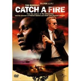 Catch a Fire (solo disco) DVD USATO