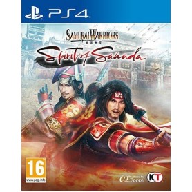 Samurai Warriors - Spirit of Sanada PS4