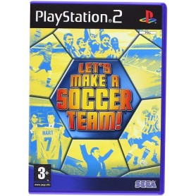 Let'S Make A Soccer Team PS2