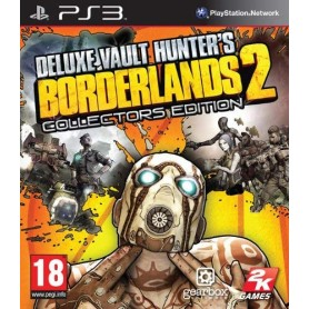 Borderlands 2 - Deluxe Vault Hunter Collector's Ed PS3