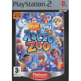 Eyetoy Play: Astro Zoo PS2