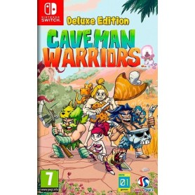 Caveman Warriors Deluxe Ed Switch
