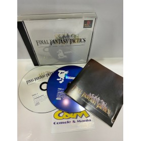 Final Fantasy Tactics import PSX USATO