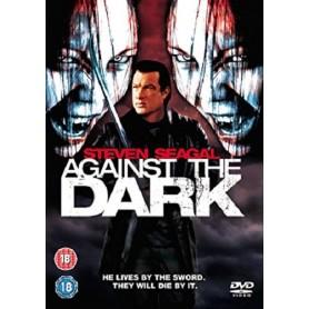 Against The Dark (solo disco) DVD USATO