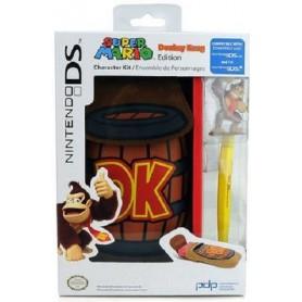 Custodia morbida con stylus Donkey 3DS