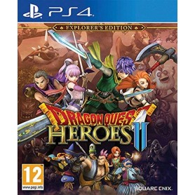 Dragon Quest: Heroes 2 - Ed. Explorer PS4
