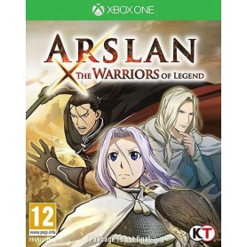 Arslan: The Warriors Of Legend XONE