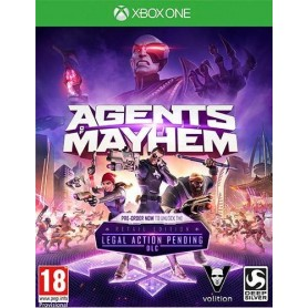 Agents of Mayhem XONE USATO