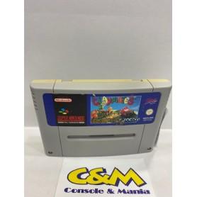 Claymates S.Nintendo USATO