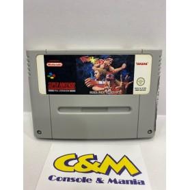 Fatal Fury S.Nintendo PAL USATO