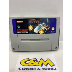 Super R-TYPE Super Nintendo PAL USATO