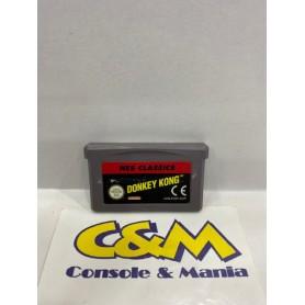 Donkey Kong (NES Classics) Nintendo GBA USATO