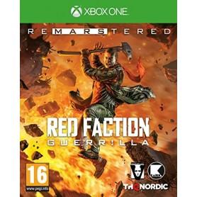 Red Faction Guerrilla XONE USATO