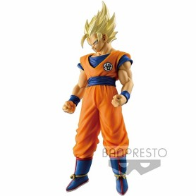 Banpresto Dragonball Z Colosseum Super Saiyan 2