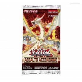 Yu-Gi-Oh! - Assalto Accensione (Busta 9 carte)