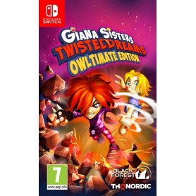 Giana Sisters - Twisted Dreams Ultimate Ed.Switch
