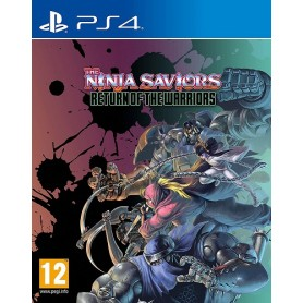 The Ninja Saviors: Return Of The Warriors PS4