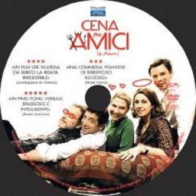 CENA TRA AMICI (solo disco) DVD USATO