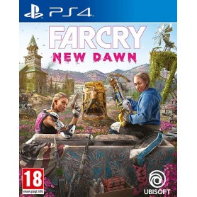 Far Cry New Dawn PS4 USATO
