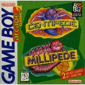Centipede Arcade 2 (solo card) Nintendo GAME BOY USATO