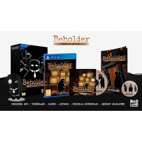 Beholder: Complete Edition PS4