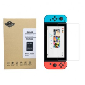 Pellicola Tempered glass screen protector for Switch