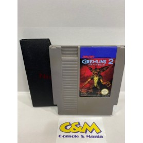 Gremlins 2 Nintendo NES USATO