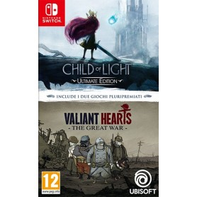 Child of Light + Valiant Hearts Switch