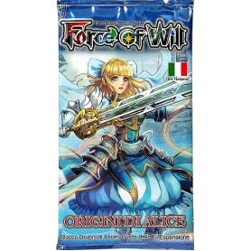 Force of Will Origini di Alice