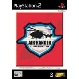 Air Ranger - Rescue Helicopter -  PS2 - USATO