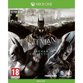 Batman Arkham Collection XONE