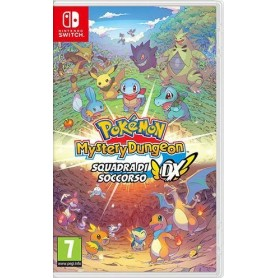 Pokémon Mystery Dungeon: Squadra di Soccorso DX Switch