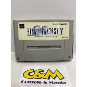 Final Fantasy V Super Nintendo Jap USATO