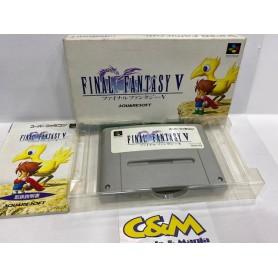 Final Fantasy V Super Nintendo Jap USATO