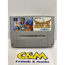 Golden Fighter S.Nintendo (jap) USATO