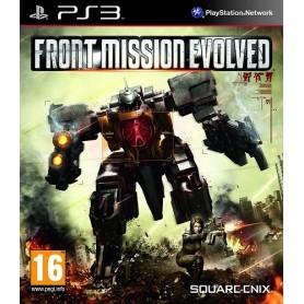 Front Mission Evolved (UK) PS3